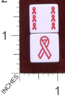 Dice : MINT34 KOPLOW AIDS RIBBON 01