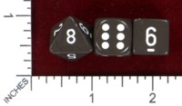 Dice : MINT46 CHESSEX BOREALIS 02
