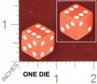 Dice : MINT27 ERIC HARSHBARGER CHEATER 6 DIE 01