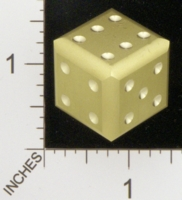 Dice : MINT18 ACE PRECISION BRASS 01