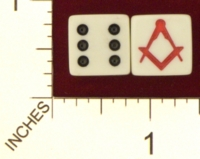 Dice : MINT20 MASONS