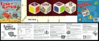 Dice : MINT21 GAMEWRIGHT LUCKY CATCH