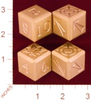Dice : MINT21 ACE PRECISION WARHAMMER SCATTER ARTILLERY