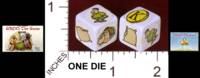 Dice : MINT29 ARCHANGEL STUDIOS GROO THE GAME 01