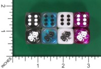 Dice : MINT55 JSPASSNTHRU COMEDY AND TRAGEDY