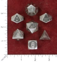 Dice : MINT49 NORSE FOUNDRY STEEL SOLID