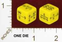 Dice : MINT24 ERIC HARSHBARGER GATHERING FOR GARDNER 9 DIE