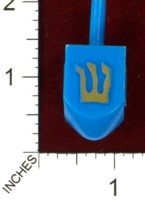 Dice : MINT43 UNKNOWN DREIDEL BLUE