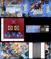 Dice : MINT53 HEIDELBERGER SPIELEVERLAG JUSTICE LEAGUE HERO DICE SUPERMAN