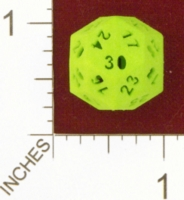 Dice : MINT25 SHAPEWAYS FRIZ RHOMBIC TRIACONTAHEDRON HOLLOW 01