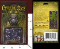Dice : MINT31 STEVE JACKSON GAMES CTHULHU DICE 02