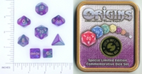Dice : MINT9 CRYSTAL CASTE ORIGINS 31ST ANNIV