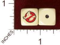 Dice : MINT29 YAK YAKS GHOSTBUSTERS 01