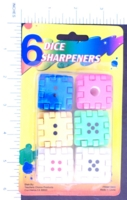 Dice : MINT7 D6 DICE SHARPENERS
