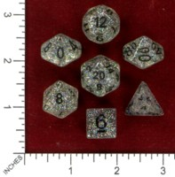 Dice : MINT46 UNKNOWN CHINESE GLITTER