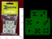 Dice : MINT38 GREENBRIER GAMES ZPOCALYPSE