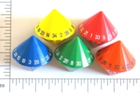 Dice : D34 OPAQUE ROUNDED SOLID