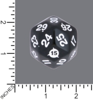Dice : D30 MTG 15TH ANNIVERSARY SPINDOWN 01