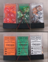 Dice : DUPS01 MIXED CHESSEX