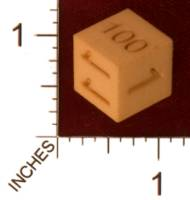 Dice : MINT30 SHAPEWAYS ROBOTHEADACHE BINARY DICE 01