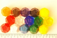 Dice : BRAND B AND J D12 01