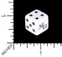 Dice : MINT54 UNKNOWN MG
