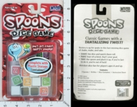 Dice : MINT17 CADACO SPOONS DICE GAME 01