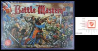 Dice : NON NUMBERED OPAQUE ROUNDED SOLID MILTON BRADLEY BATTLE MASTERS 01