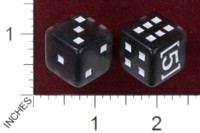 Dice : MINT36 IVU CO LABEL 5 WHISKEY
