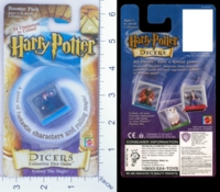 Dice : MINT17 MATTEL HARRY POTTER DICERS VOLDEMORT 01