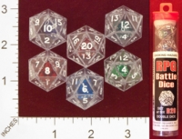 Dice : MINT24 KOPLOW RPG BATTLE DICE 01