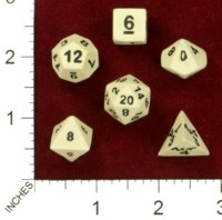 Dice : MINT43 CRIT HIT CERAMICS SKELETON