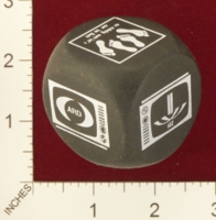 Dice : MINT20 UNKNOWN GERMAN TELEVISION DIE