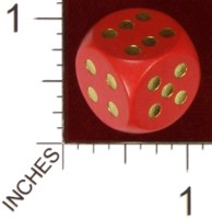 Dice : MINT32 UNKNOWN WOOD 01