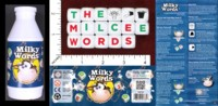 Dice : MINT48 FAMILY GAMES AMERICA MILKY WORDS