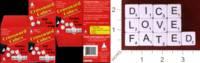 Dice : MINT30 MARINA GAMES CROSSWORD CUBES 01