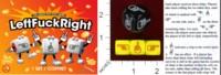 Dice : MINT39 BOOTLEG GAMES LEFTFUCKRIGHT