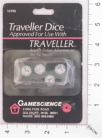 Dice : MINT16 GAMESCIENCE TRAVELLER DICE 01