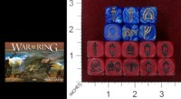 Dice : MINT41 ARES WAR OF THE RING