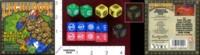 Dice : MINT37 BACKSPINDLE GAMES LUCHADOR!