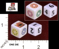 Dice : MINT34 PRESSSMAN POWER RANGERS SAMURAI VS NIGHLOK 01