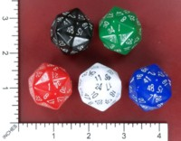 Dice : MINT54 THE DICE LAB D48
