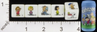 Dice : MINT19 USAOPOLY PEANUTS COLLECTORS EDITION YAHTZEE 01