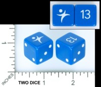 Dice : MINT54 SAS JMP
