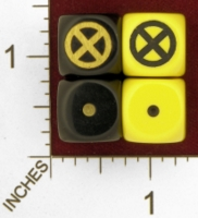 Dice : MINT26 CHESSEX MARVEL X MEN 01