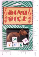 Dice : MINT13 KOPLOW MAYFAIR DINO DICE