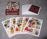 Dice : THINGS CARDS DICECARDS