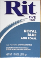 Dice : 2010 11 09 ROYAL BLUE 01