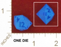 Dice : MINT24 SHAPEWAYS CLSN SPHERICON BASED D12