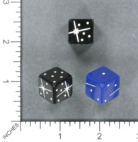Dice : MINT57 GIO LASAR HENGDA CONSTELLATION FUDGE